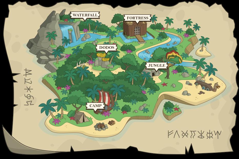 Mystery of the Map Poptropica Cheats - Poptrickia