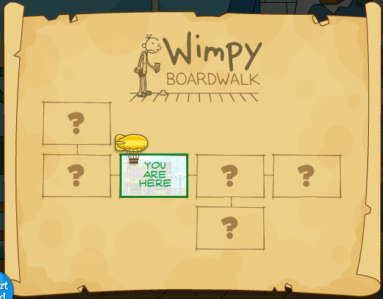 Cheats On Poptropica Wimpy Boardwalk